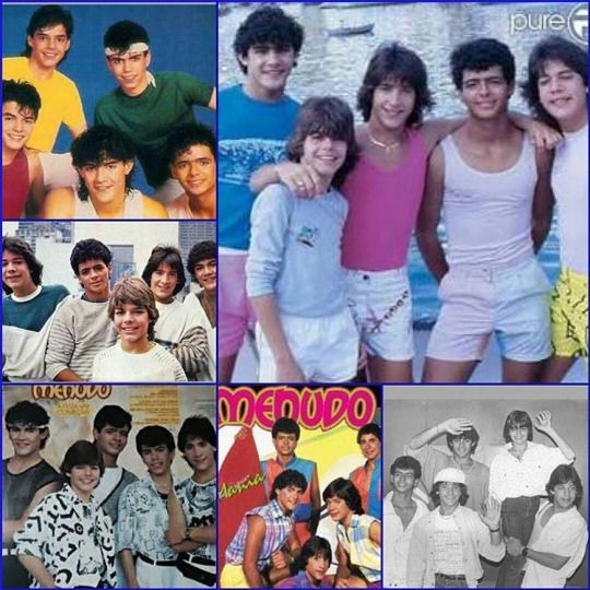 35 Best Menudo Group Images On Pinterest