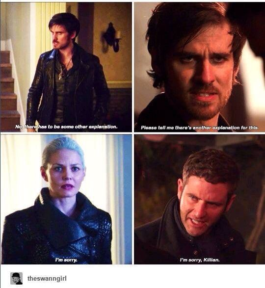 once upon a time hook death scene Hook and emma in once upon a time season 5 abc once upon a time season 5 will take a break this week falls to the floor and was bleeding to death.