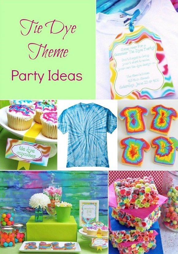 Summer Birthday Party Themes Party Ideas Pinterest