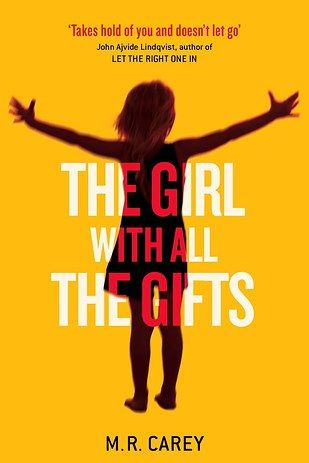 The Girl With All the Gifts by M.R. Carey | 43 Books You Won't Be Able To Stop Talking About