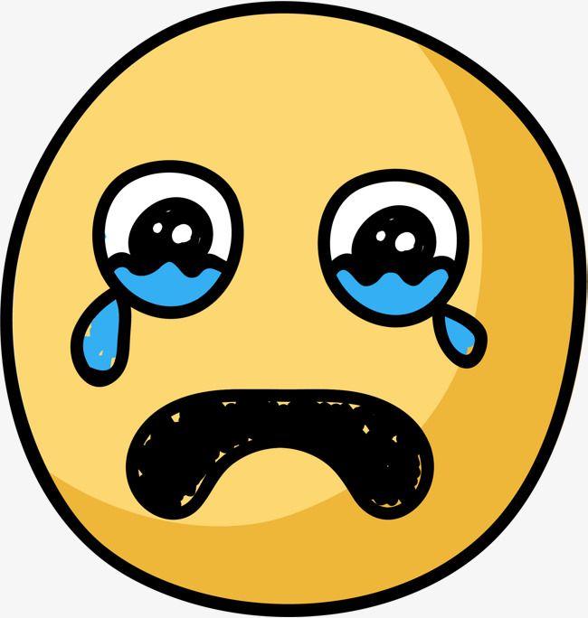 Картинки как смайлик плачет
