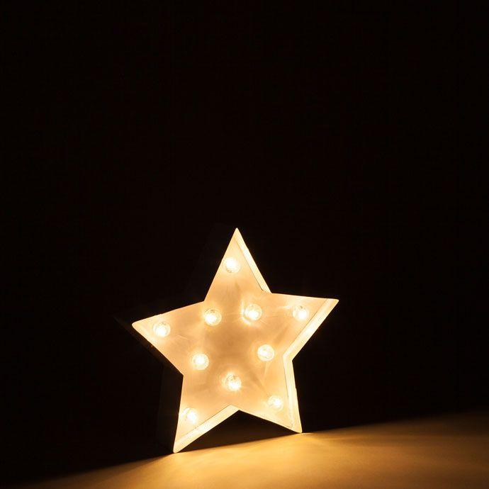 Imagen 2 del producto Lámpara con forma de estrella