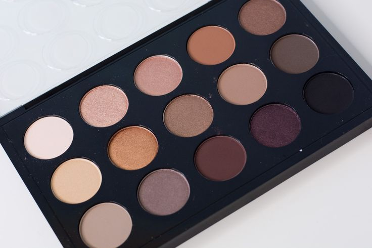MAC Nordstrom Naturals Eyeshadow Palette Review & Swatches