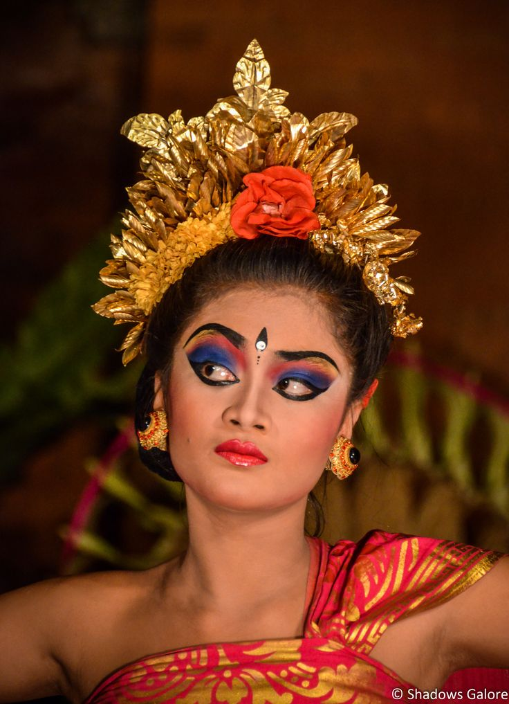 Legong Dancer, Bali, Indonesia #travel