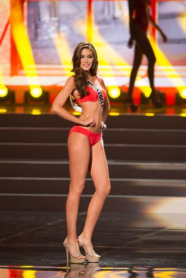 The Winner of Miss Universe 2013 GABRIELA ISLER