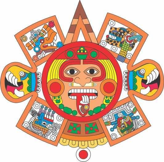 dioses aztecas | Dioses de las Eras Cosmogónicas
