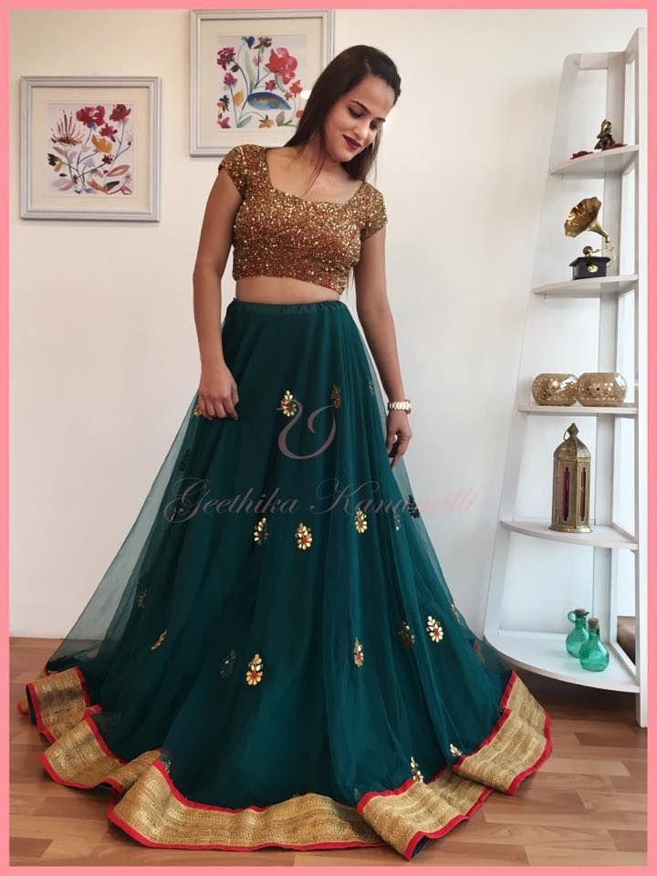 Geethika Kanumilli designs. Hyderabad. Unit no.301 Third floor(above bata showroom) Apurupa LNG opposite Film Nagar club near cafe coffee day road no.78 Jubilee Hills-500096. 18 December 2016