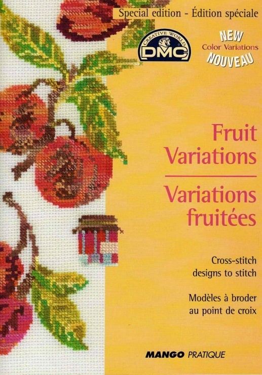 Cross Stitch The Fruit Collection (lots of free patterns)