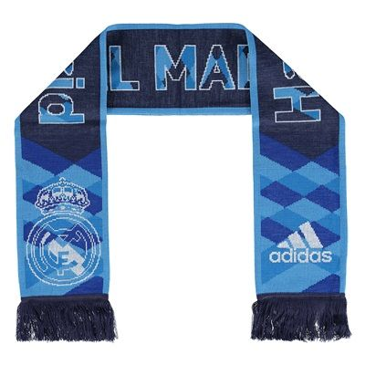 n/a Real Madrid Third Scarf AB9346 Real Madrid Third Scarf - Dark Blue Show your support for football™s record-breaking Spanish and European champions with the Real Madrid Third Scarf - Dark Blue - made by adidas to complement the tea http://www.MightGet.com/april-2017-2/n-a-real-madrid-third-scarf-ab9346.asp