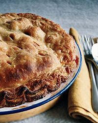 Puff Pastry Apple Pie  - Fruit Pies and Tarts from Food & Wine