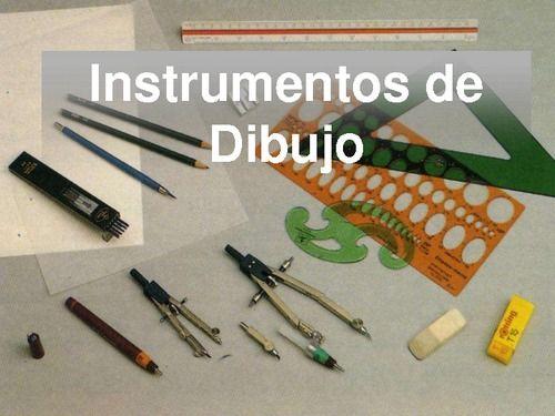 Materiales De Dibujo Tecnico screenshot