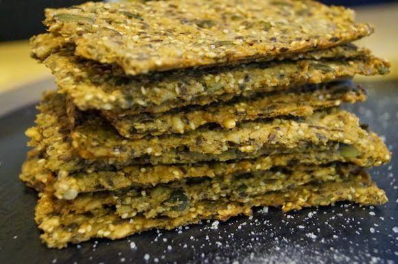 FODMAP-keittiöni: Gluteeniton siemennäkkäri