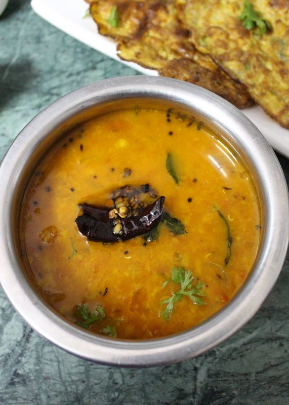 Pappu Charu recipe is yet again another delicious recipe from andhra cuisine and 'pappu' is dal/lentils and charu is a tangy flavored pulp cooked with daal.