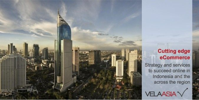 Vela Asia provides e-commerce solutions for companies looking to access Indonesia's growing online population.