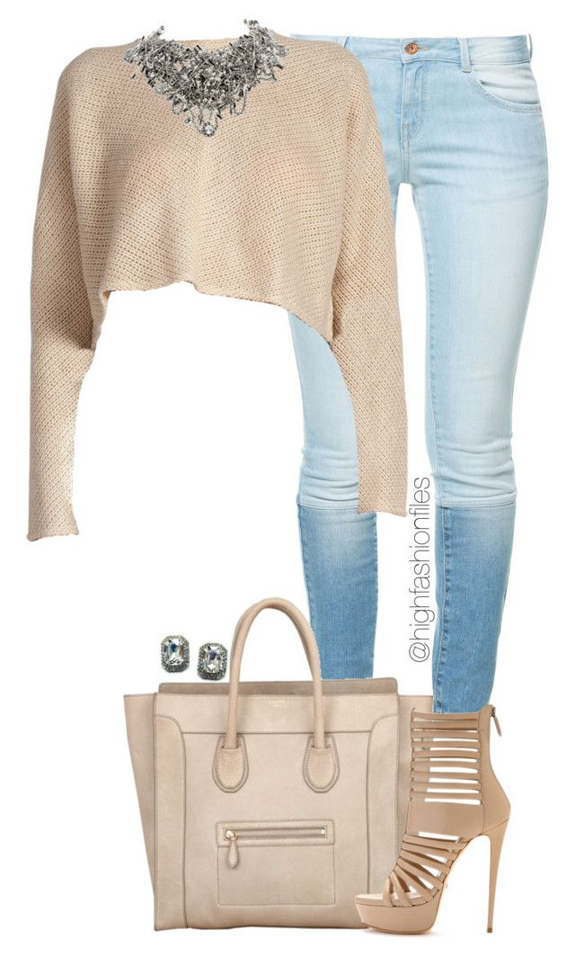"""""""Spring Day"""" by highfashionfiles ❤ liked on Polyvore"""