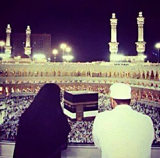 Romantic Islamic Quotes: 110 Cute And Romantic Muslim Couples #muslimCouples