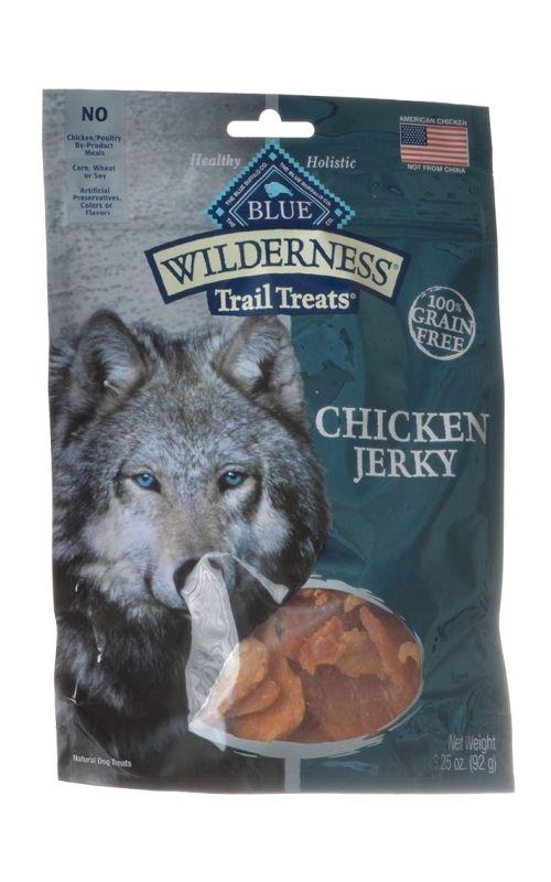 On Sale Blue Wilderness Jerky Dog Treats Chicken Free Shipping
