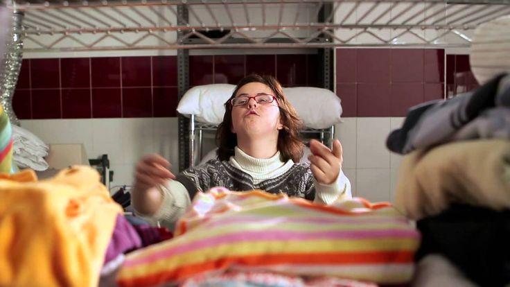 Esta mañana de viernes, nos levantamos con la música del spot de Down España para conmemorar el día de hoy: Día Mundial del Síndrome de Down. #Inclúyete
