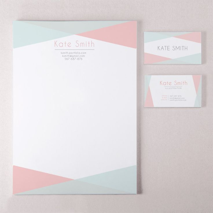 Letterhead Envelopes: 25+ Best Ideas About Letterhead Design On Pinterest