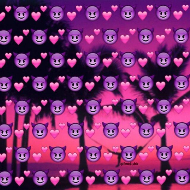 relationship emoji background