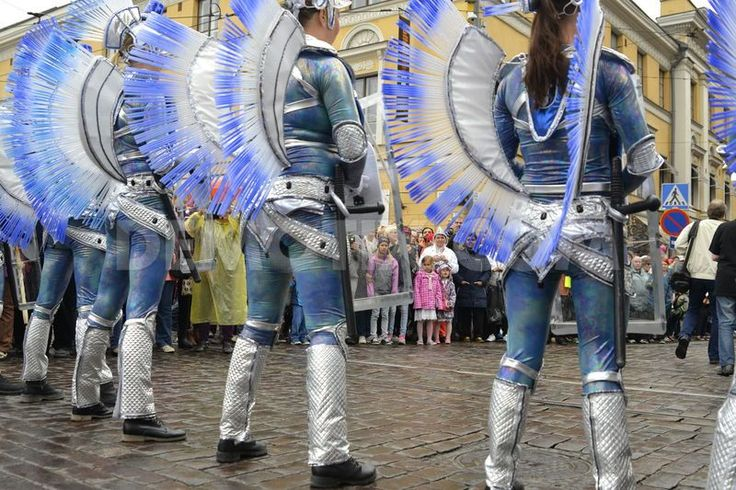 25th Samba Carnaval held in Helsinki   Demotix.com