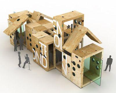 Shedworking: Art Fund Pavilion shortlist