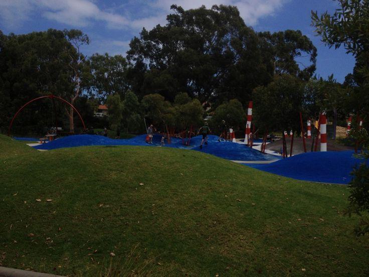 kadidjiny (Dr Seus) park in Melville