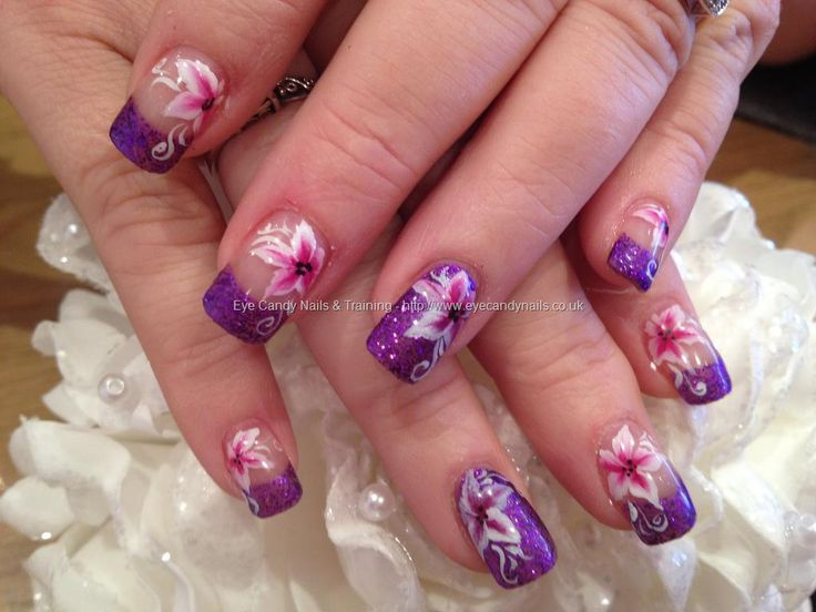 eye candy Nails & Training - Nail Art Gallery, Photos Taken In Salon Between 19 January 2013 And 26 January 2013""