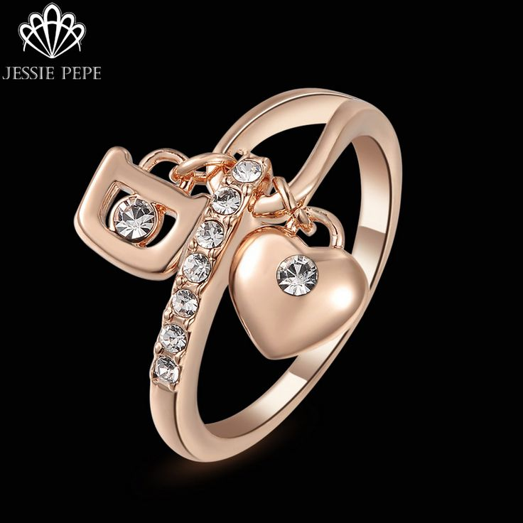 Jessie Pepe Italina Ring Aneis de diamante Made With Austrian Crystal Stellux HightQuality WelcomeWholesale FreeShipping#JP95111
