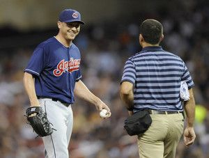 Scott Kazmir has seven wins and six losses. Not that impressive when you first look at it. But when you do, you can't truly understand how good he's been in his first full season since 2010.