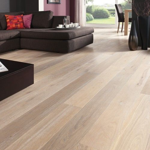 Oslo | Affordable oiled parquet floor with long and wide planks