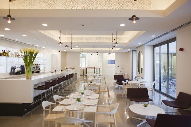 Pinakothiki Cafe & Restaurant at A.G. Leventis Gallery, Nicosia Cyprus