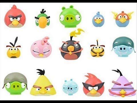 Angry Birds You Tube