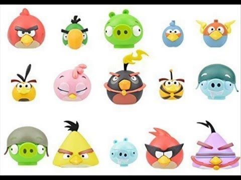 Angry Birds You Tube