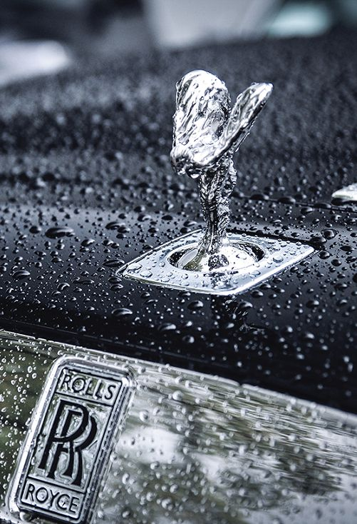 Rolls Royce Wraith Leo Rolls