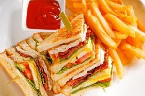 Como fazer um Club Sandwich - 8 passos - umComo