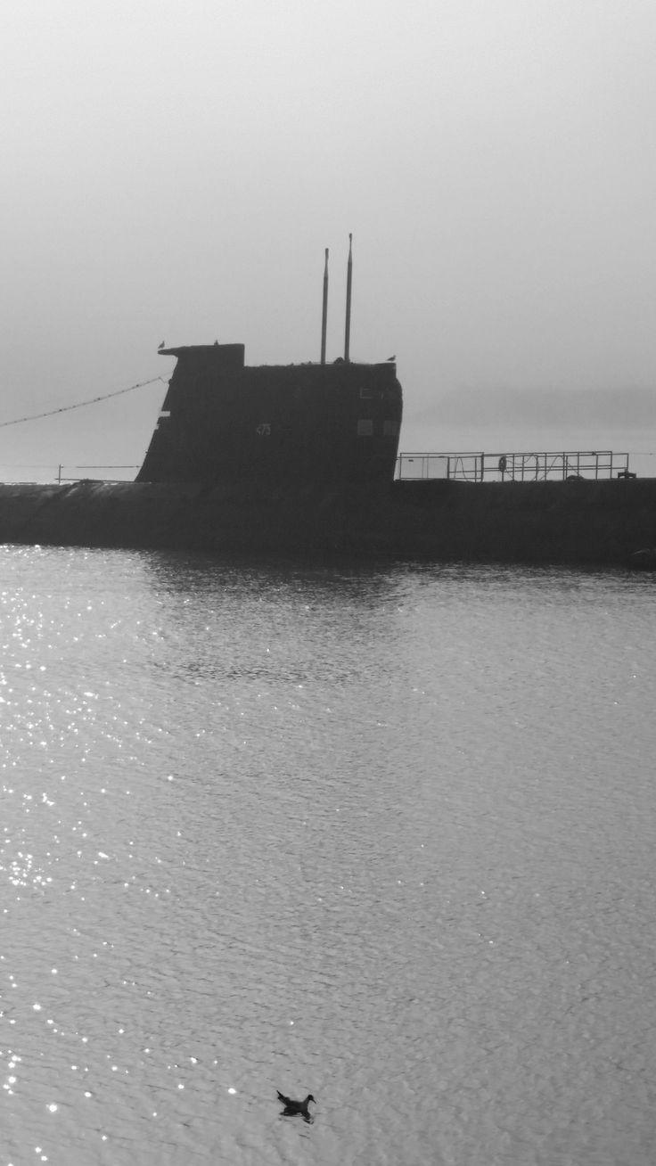 Https flic kr p rkl65v ex soviet submarine moored