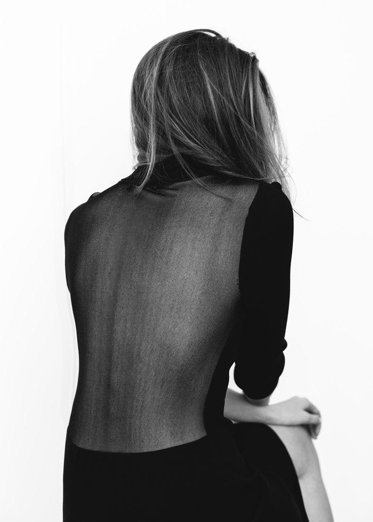 Divine dinner dress or top. Craving a backless option.