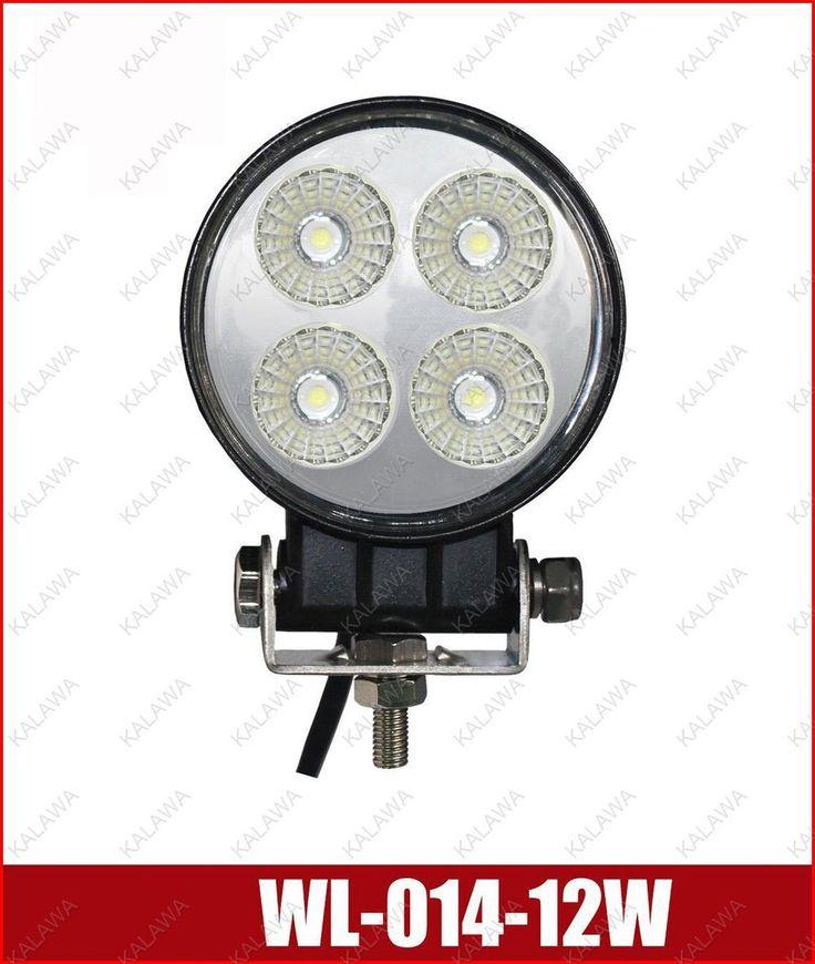 Работает лампа 12 Вт 3 Вт / из светодиодов промышленное освещение / прожектор автобус тягача внедорожник поезд WL-014-12W FFF