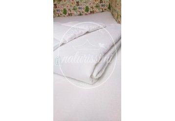 Duvet & pillow set cot bed ORGANIC - 100% ORGANIC COTTON