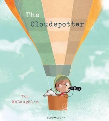 The Cloudspotter - Tom McLaughlin