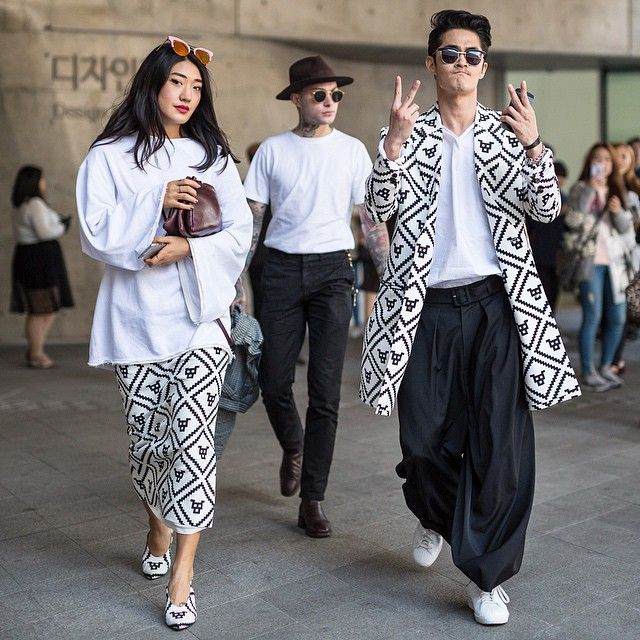 Pin Af Louise Snedsted P Korean Street Style Pinterest