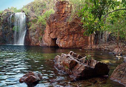 Darwin, Australia. I've always wanted to go to Australia. Some day, I will!