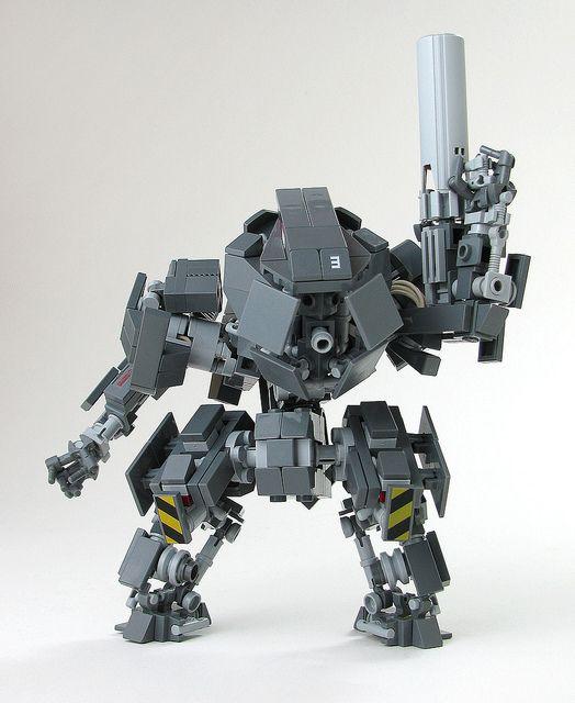 WEAVER Heavy Combat Armor