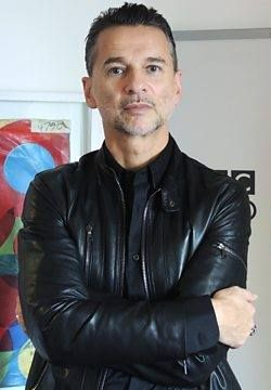 Dave Gahan of Depeche Mode 2015