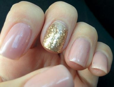 CND SHELLAC 'Nude Knickers'