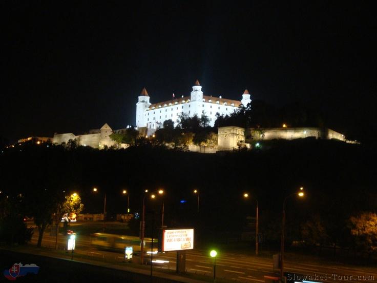 Bratislava Castle: Beautiful Places, Slovak Republic