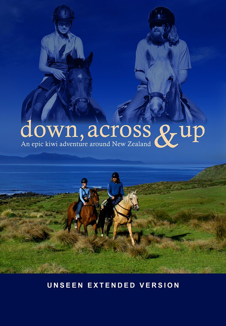 Down, Across & Up Feature Length Documentary DVD Cover - Purple Sheep Productions