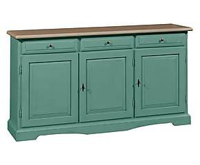 17 migliori idee su credenza verde acqua su pinterest mobili rinnovati com menta e. Black Bedroom Furniture Sets. Home Design Ideas
