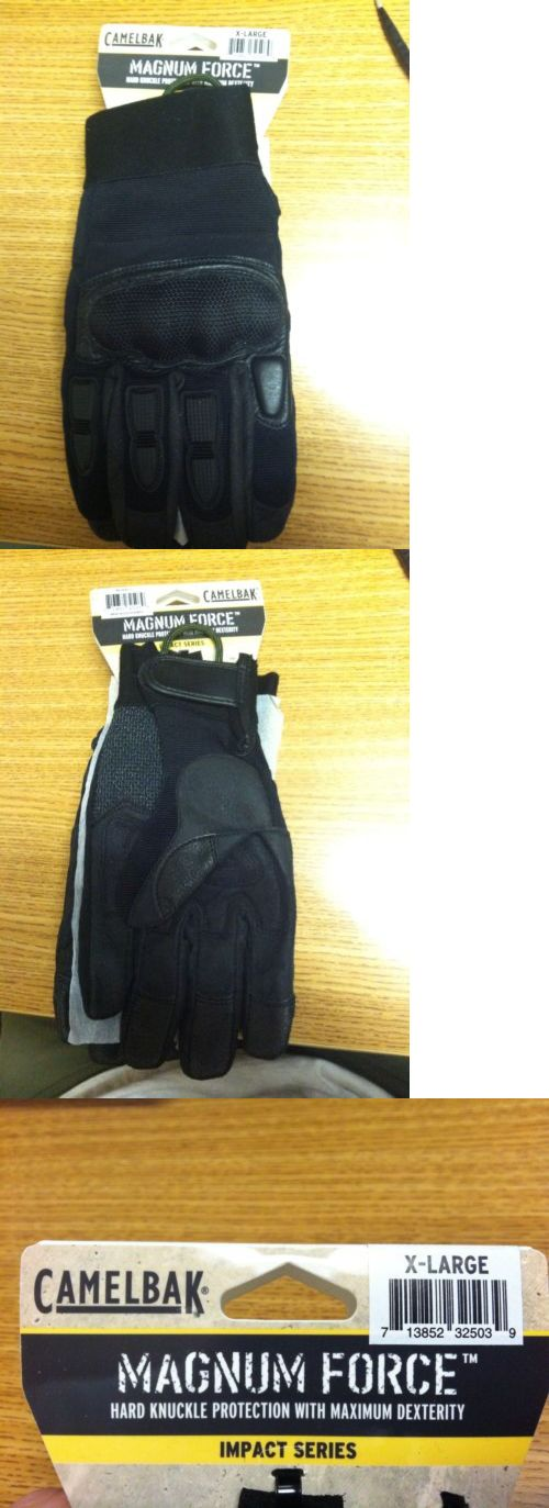 Tactical Gloves 177898: Camelbak Magnum Force Gloves -> BUY IT NOW ONLY: $30 on eBay!